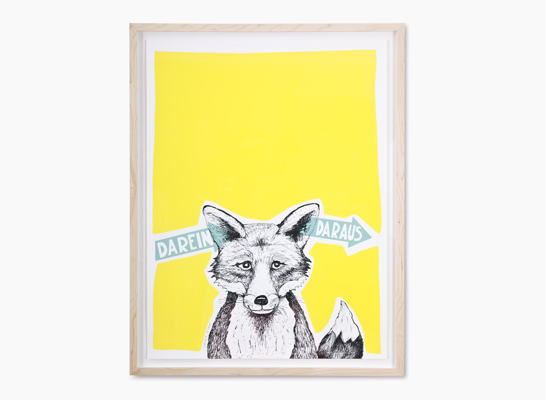 Der Fuchs · Gelb