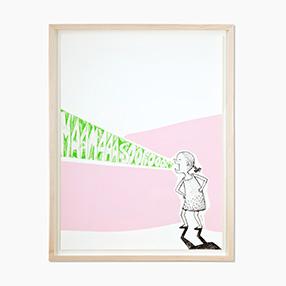 Das Mädchen · Rosa