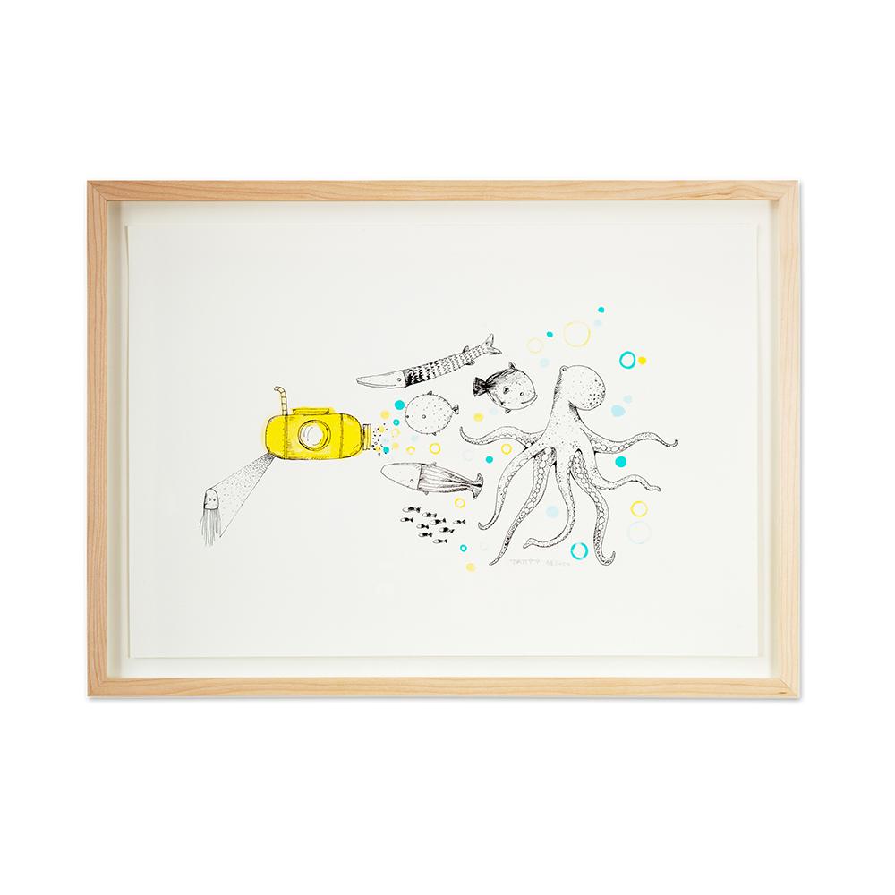Tattii. Kunst für Kinderzimmer